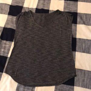 Lululemon Cinched Sleeve T-Shirt